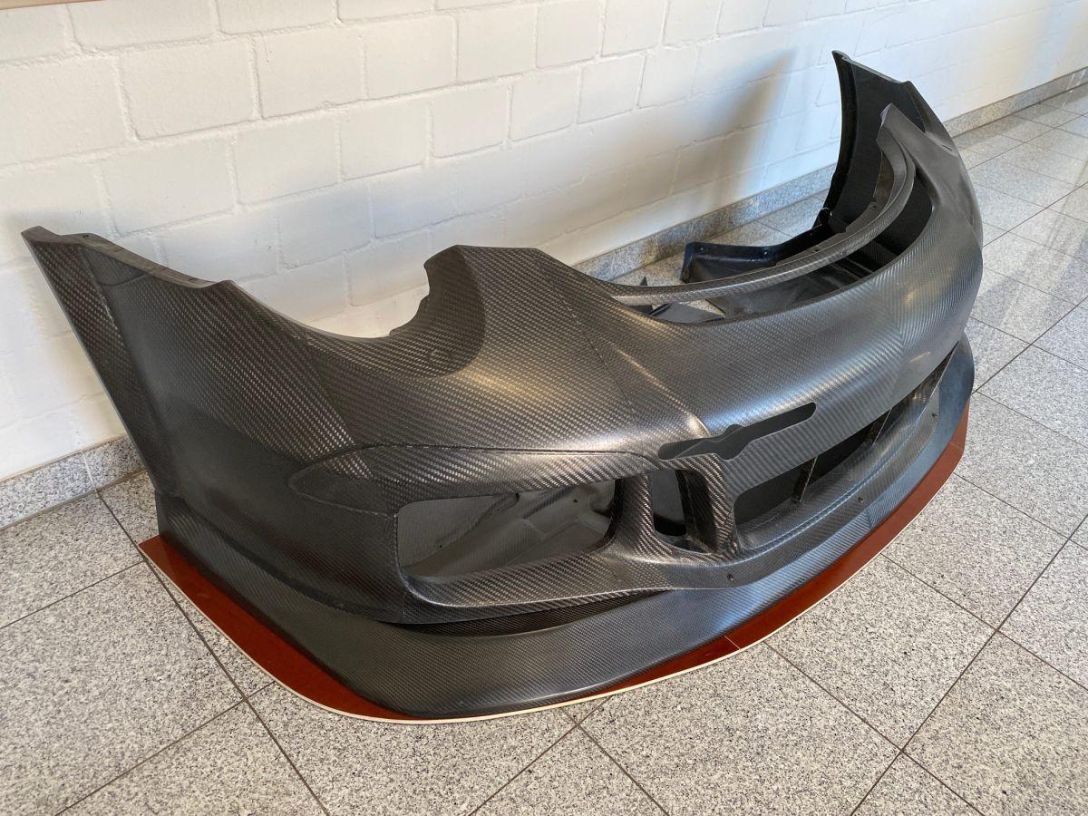 991 GT3 Cup Gen.1 Bugschürze komplett GT Amerika Porsche