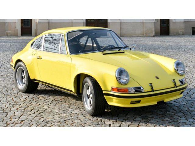 911 - 2,5 - 2,8 - ST Kotflügel Verbreiterung GFK für Porsche