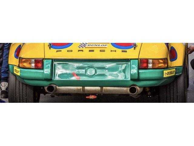 911 - 2.5 - 2,8 - ST - RSR Stoßstange hinten für Porsche in GFK oder Carbon