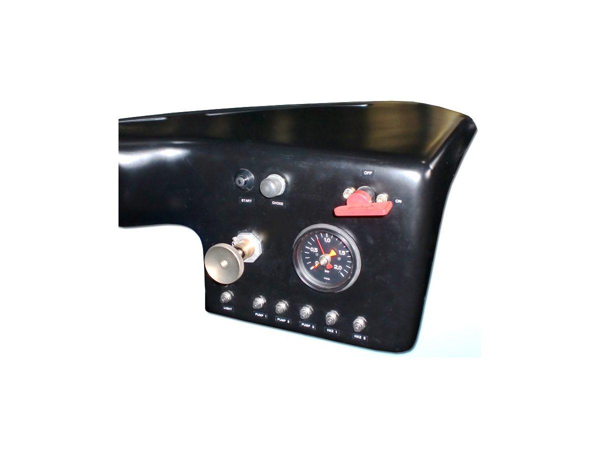 911 - 964 - 993 Armaturenbrett Aufsatz für Instrumente Porsche