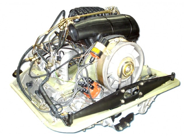 911 RSR engine cover for Porsche racing cars