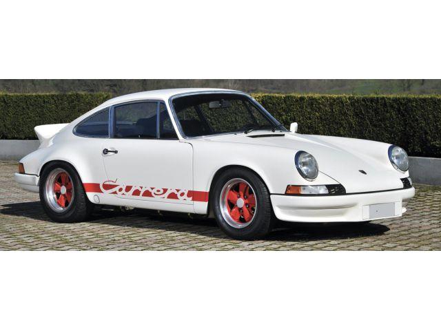 911 - 2.7 liter RS Bugschürze Stoßstange vorn Carbon für Porsche