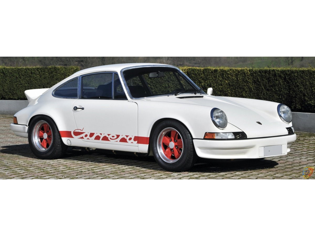 911 - 2.7 liter RS front apron front bumper Carbon for Porsche