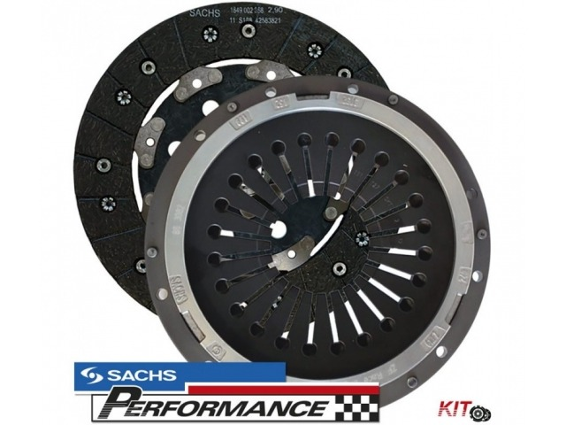 Carrera - GT3 - Turbo - GT2 Porsche Clutch kit