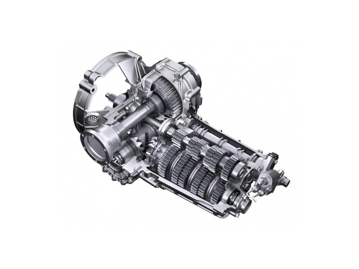991 GT3 Cup racing gearbox revision Porsche