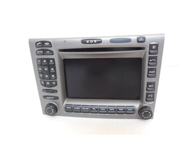987 - 997 Navigation PCM Bedienteil Navigationssystem Navi