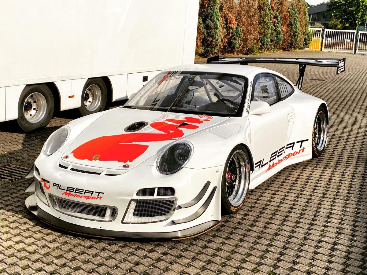 997 GT3 R Rennwagen Porsche 911