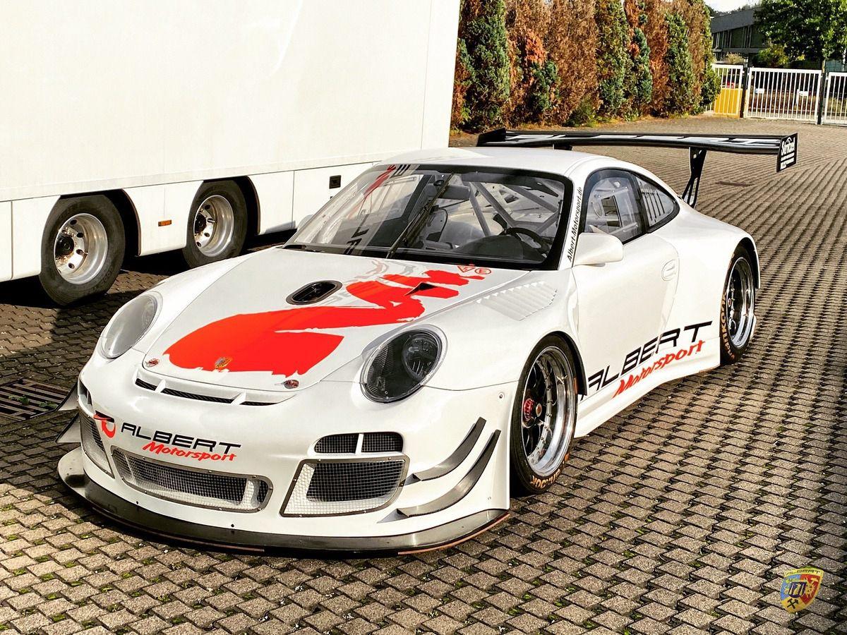 997 GT3 Cup R Body Kit Umbausatz 2013 für Porsche 911 997 Typen