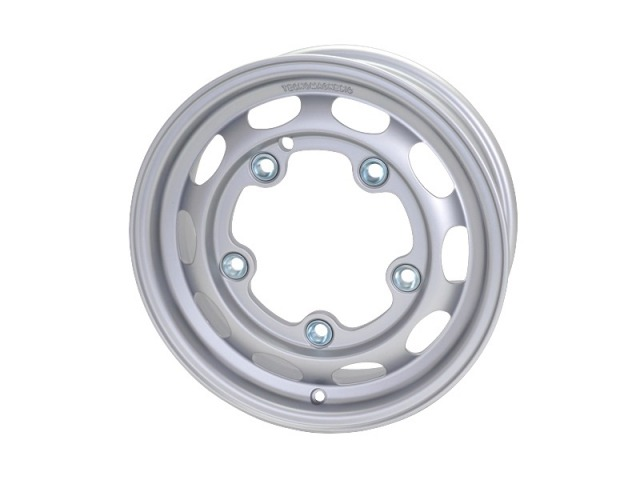 356 aluminum rim 5J x 15 ET24 bolt circle 5 x 205 for Porsche