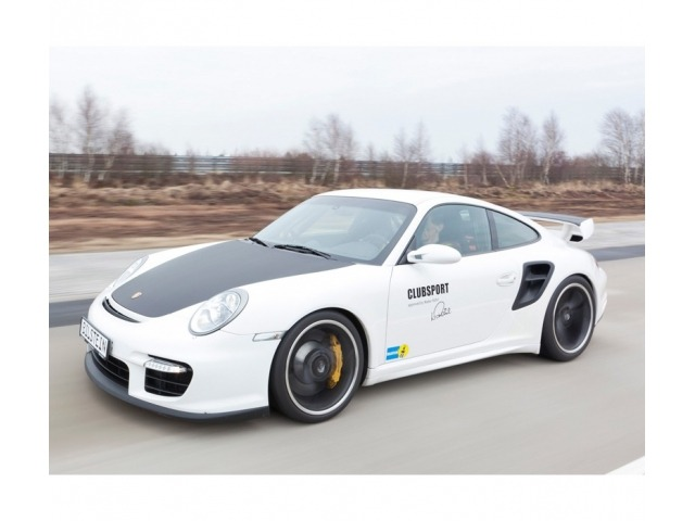 997 Clubsport for Porsche from Bilstein (Walter Röhrl approved)
