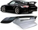 997 Carrera carbon rear spoiler with hood made of GRP for Porsche 911
