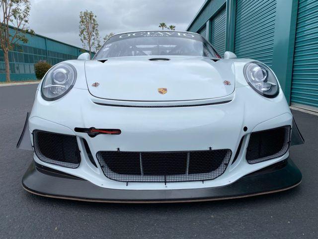 991 GT3 Cup - GT Amerika Bugschürze für Carbon Bugsplitter