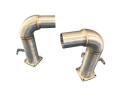 991.2 Carrera S/4S Decat Down Pipes for Porsche