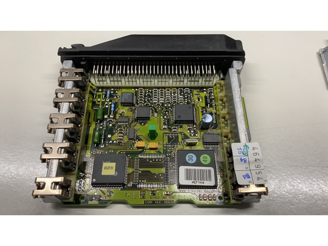993 Carrera 300 HP software optimization ww. Test run