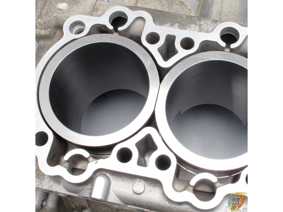 986 - 987 - 996 Porsche 3.4 auf 3.9 liter upgrade Motorblock