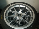 991 GT3 Cup wheelset with central locking used Porsche 911