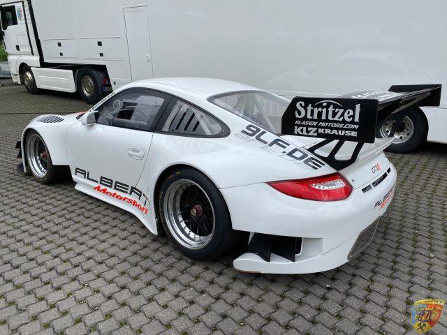 996 - 997 - 991 - GT3 R - RSR Heckspoiler Carbon mit maximalem Abtrieb bis 200 x 30 cm