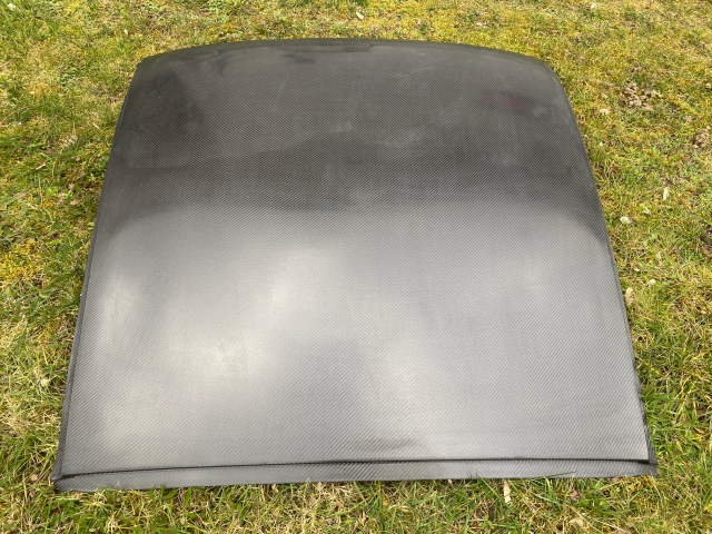 996 - 997 GT3 Cup RS RSR carbon roof for Porsche 911