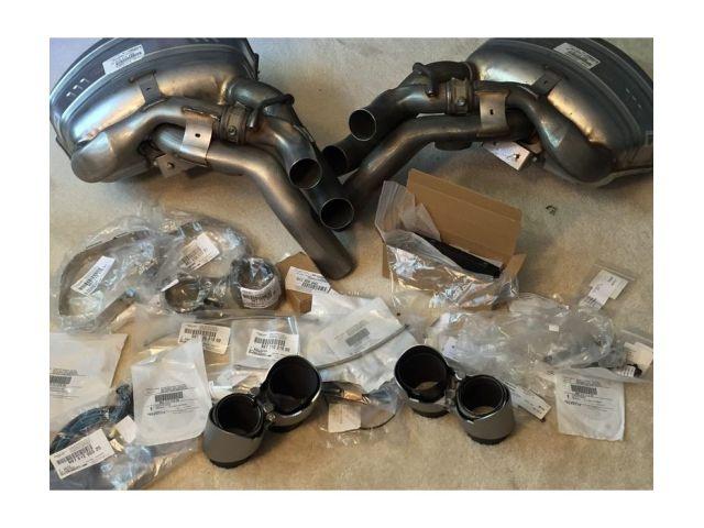 997 GT3 Cup Rallye Power Kit