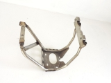 997 GT3 - Cup exhaust brackets stainless steel Porsche left and right