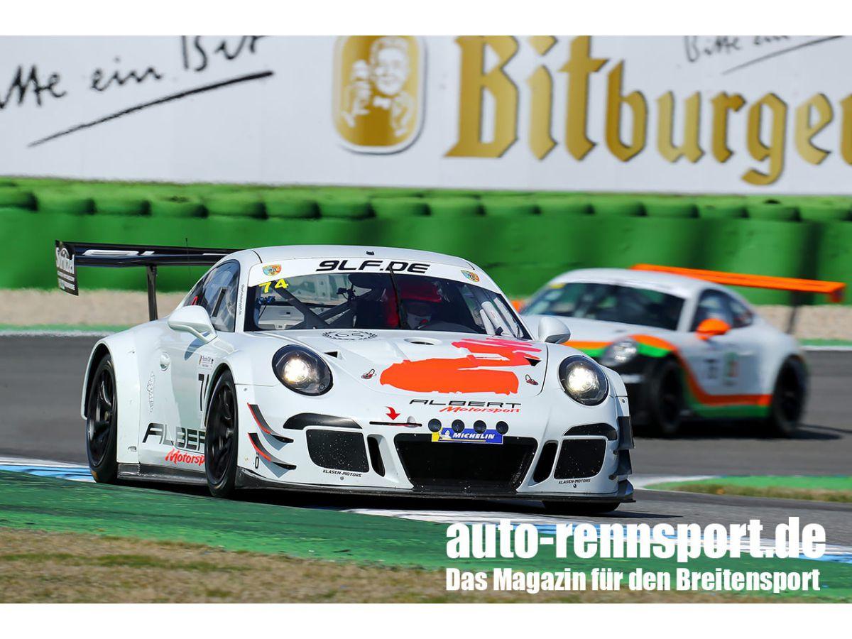 Porsche 991 GT3 Cup Manthey MR ex. Albert Motorsport