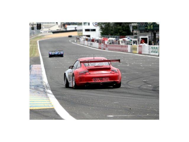 996 RSR - 2004 holder brackets stand both for rear spoiler Porsche 911