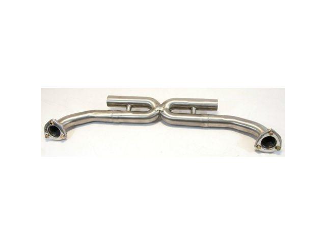 997.2 Carrera Porsche Exhaust Bypass Sport Exhaust System