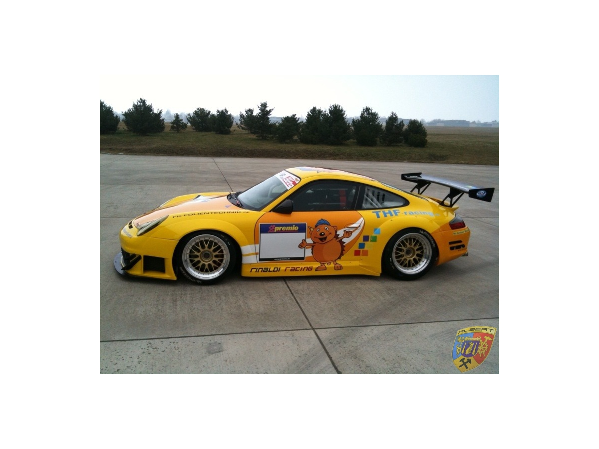 996 RSR - 2004 carbon side skirts FIA version for Porsche 911 racing cars