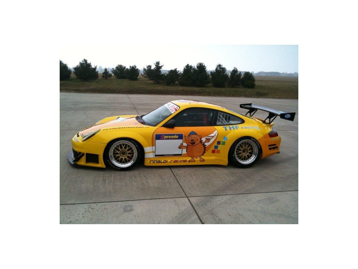 996 RSR - 2004 Seitenschweller FIA Version Carbon für Porsche 911 Rennwagen