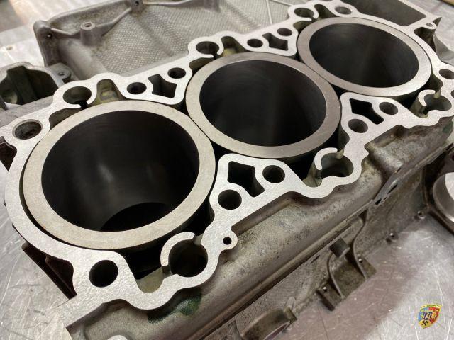 996.1 Carrera - Cayman - Boxster 3.7 liter AT - Motor Porsche 986 - 987