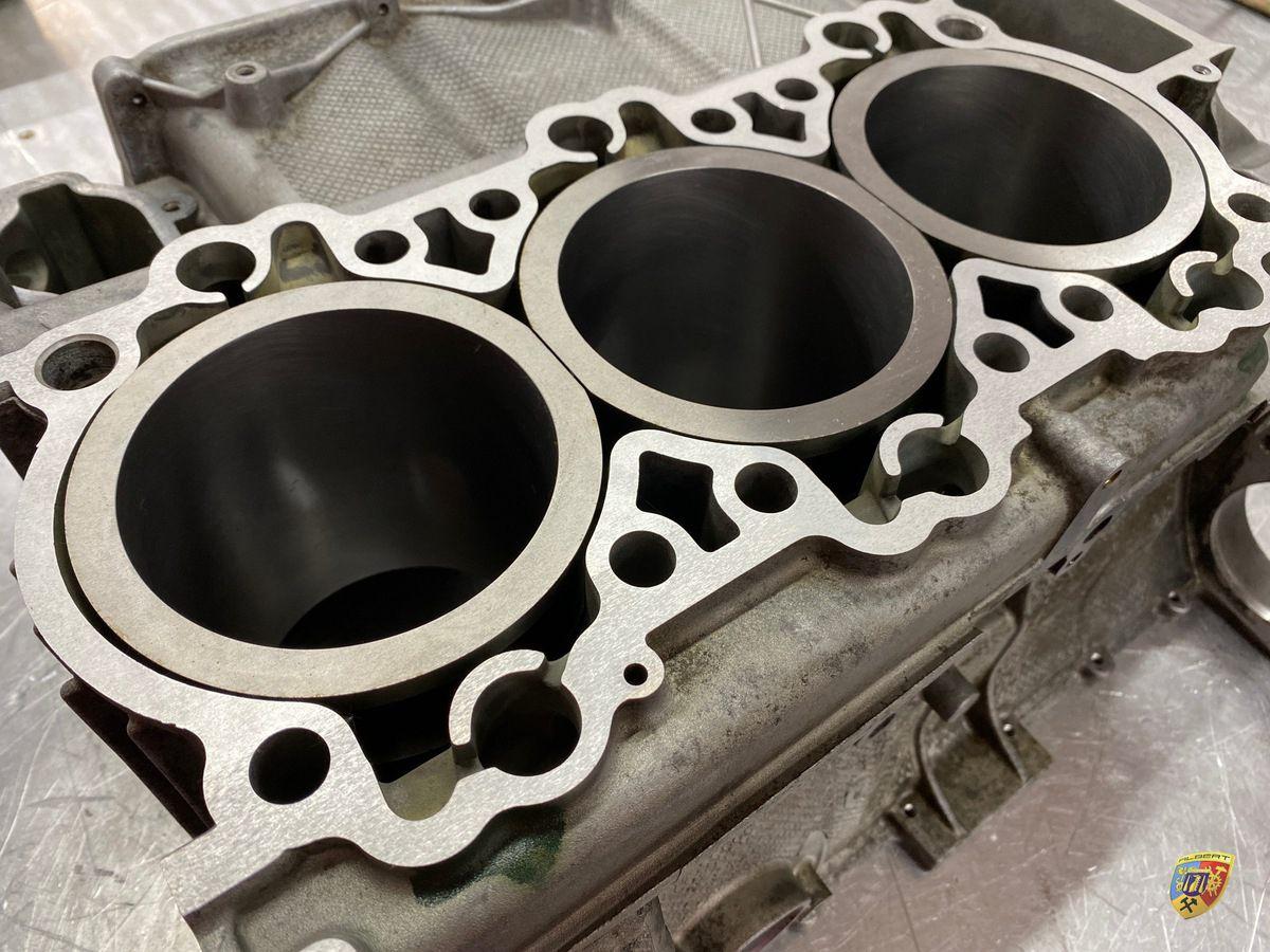 996.1 Carrera - Cayman - Boxster 3.9 liter AT - Motor Porsche 986 - 987