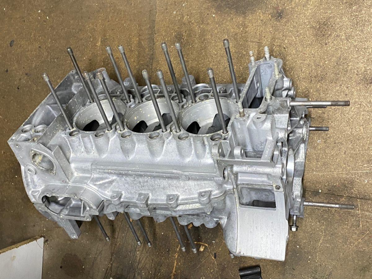 964 Motorgehäuse gebraucht in gutem Zustand Porsche 911