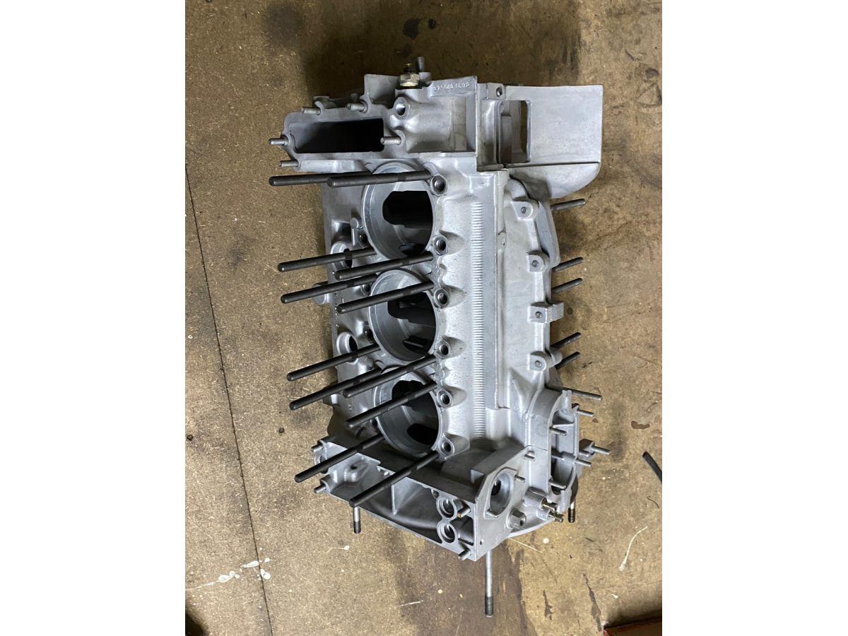 911 G 3.2 liter Carrera Motorblock Motorgehäuse Alu guter Zustand Porsche