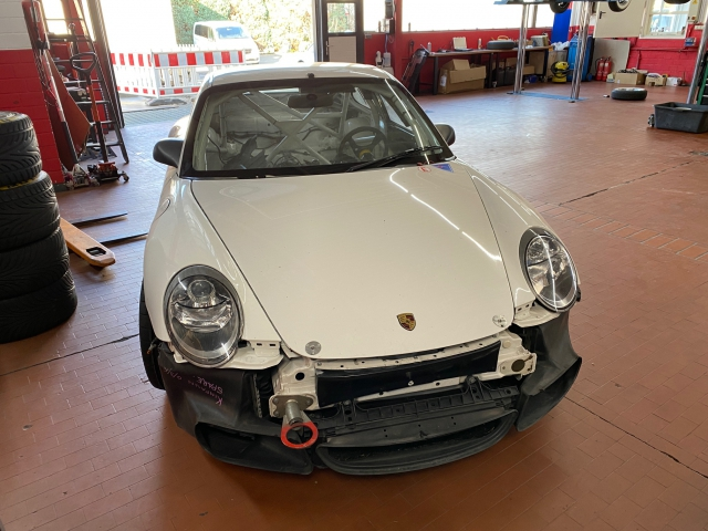 997 GT3 Cup Rolling Chassis Baujahr 2006
