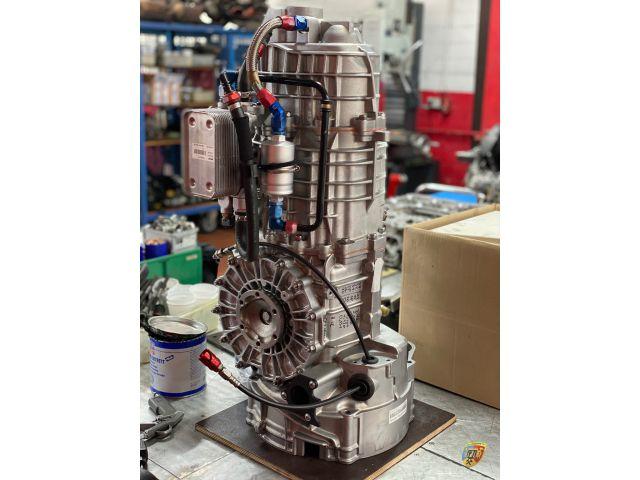 997 GT3 Cup Porsche Getriebe revidiert Ausführung Stand 2008
