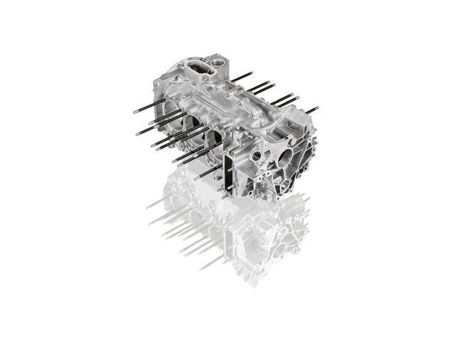 964 - 993 - Turbo Engine housing Engine block Porsche 911