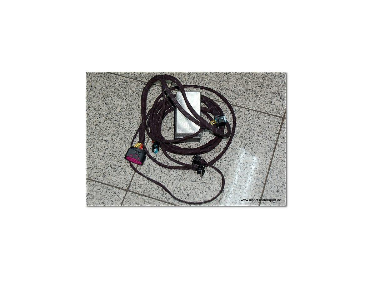 996 - 997 Schaltgeräte vorn für LED update Porsche 996 und 997