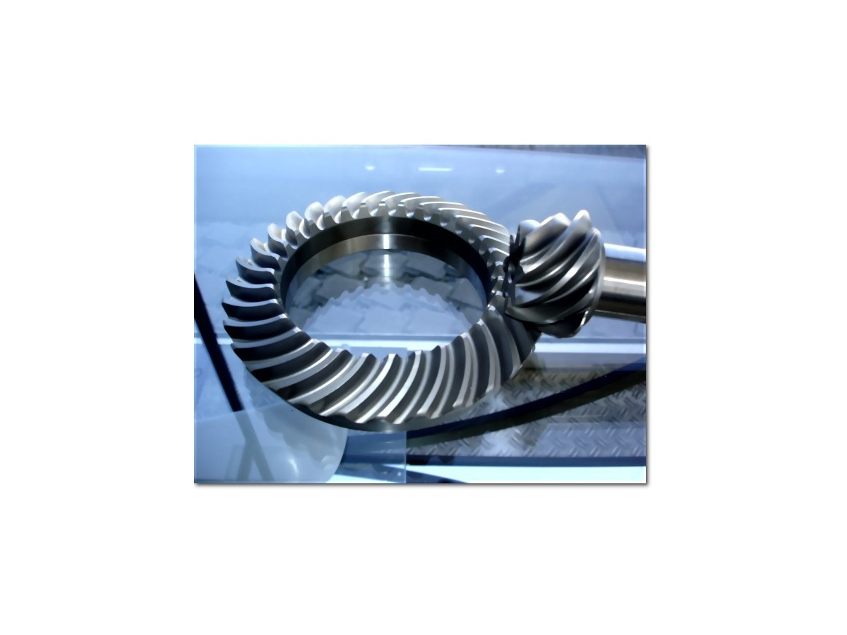 996 - 997 GT3 - RS - GT3 Cup Plate - Ring & Pinion 8: 32 for Porsche
