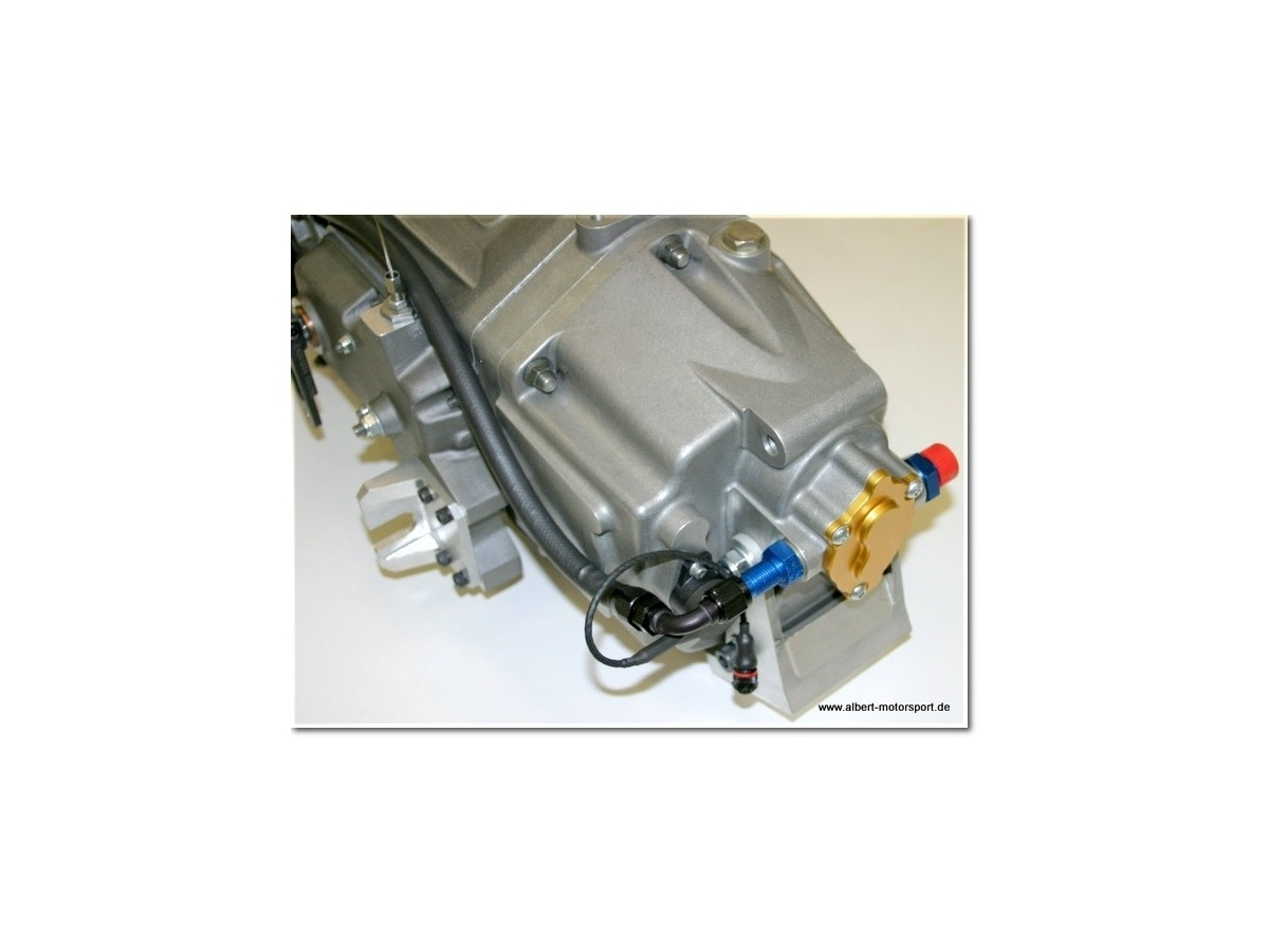 996 - 997 - GT2 - GT3 - Cup racing gearbox for Porsche with