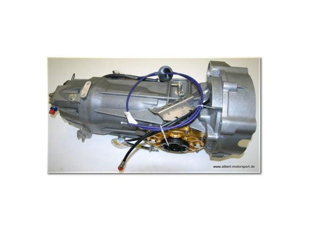 911 - 3,0 - 3,2l Free Flow Kit mit 1 losem 84 mm Endrohr