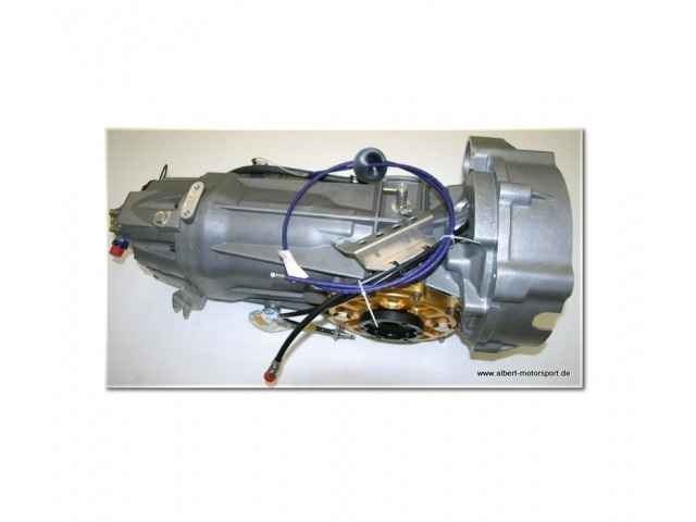 911 - 3,0 - 3,2l Porsche Free Flow Kit mit 2 losen 84 mm Endrohren