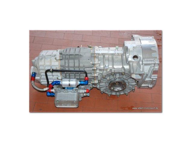 996 - 997 - TT - GT2 -GT3 & Cup racing gearbox revision Porsche