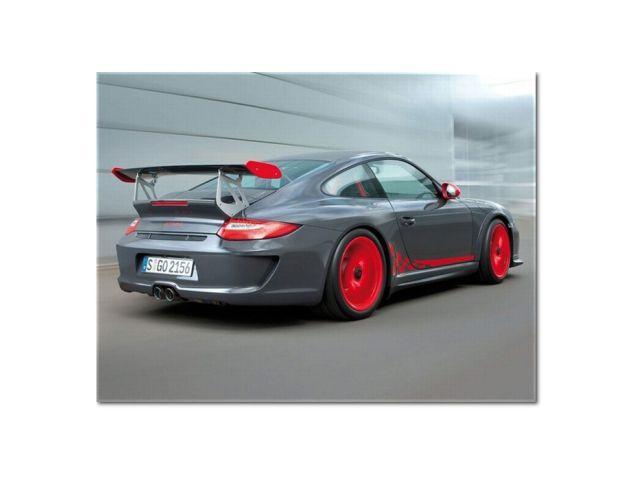 997 GT3 RS MK Cup 2 Heckspoiler für Porsche komplett mit Motorhaube