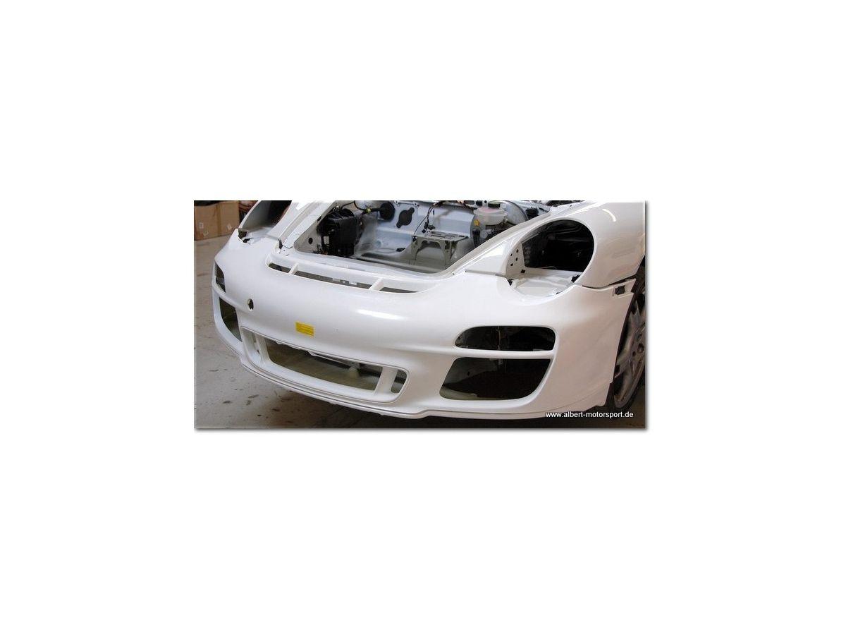 997 GT3 - 2010 Porsche Front Facelift Stossstange Bugschürze