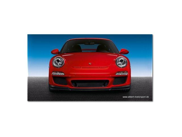 997 GT3 - 2010 Porsche Front facelift bumper front apron