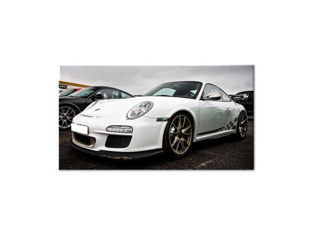 964 Porsche Sportkatalysator aus Edelstahl