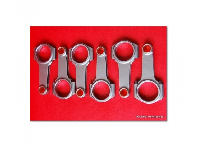 911 - 944 - 964 - 968 - 993 - 996 - 997 H - Shaft Racing connecting rods for Porsche