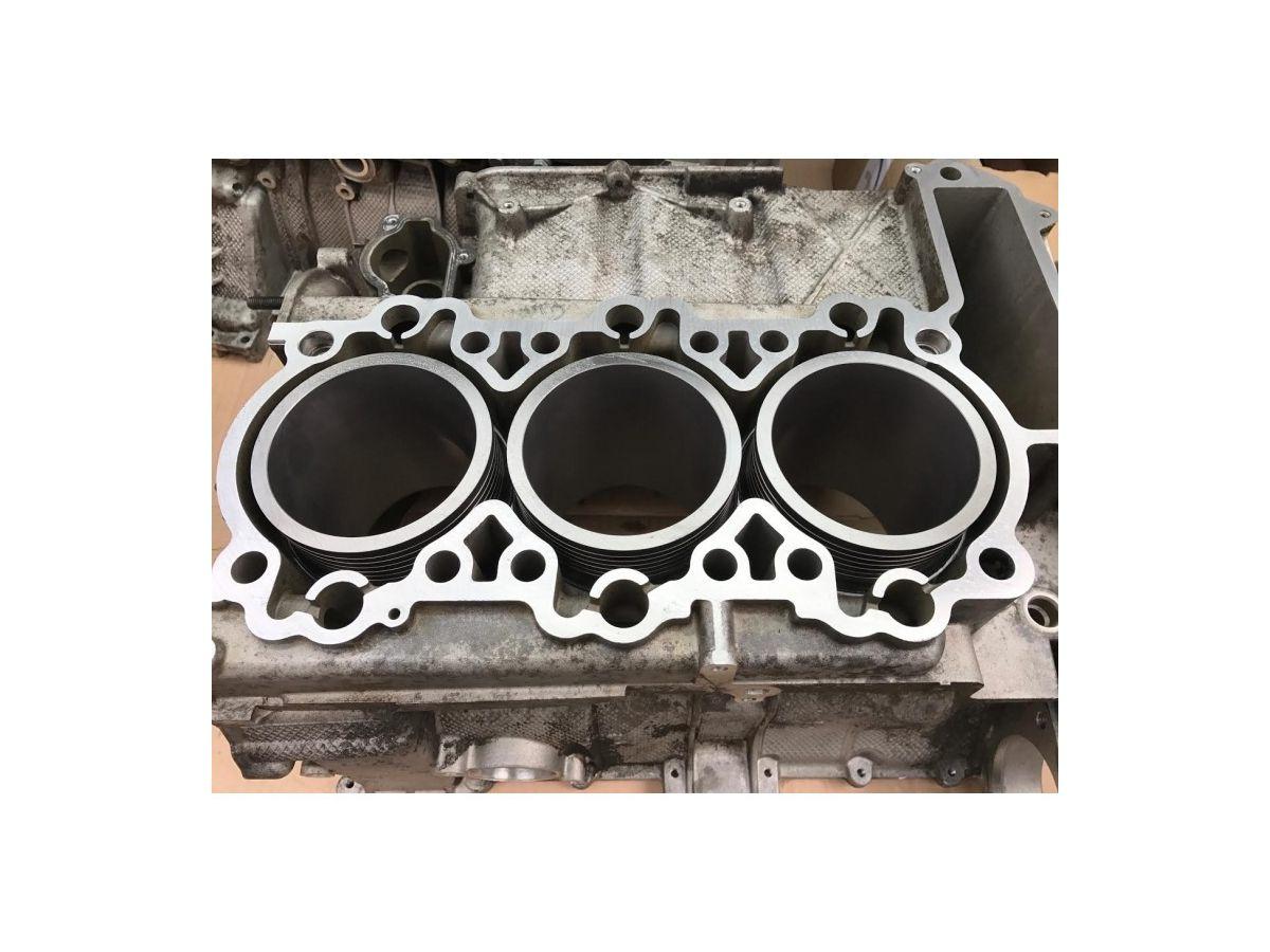 986 - 987 - 996 Porsche Motorblock mit 2,7 - 3,2 - 3.4 liter Zylinder und Kolben im Austausch