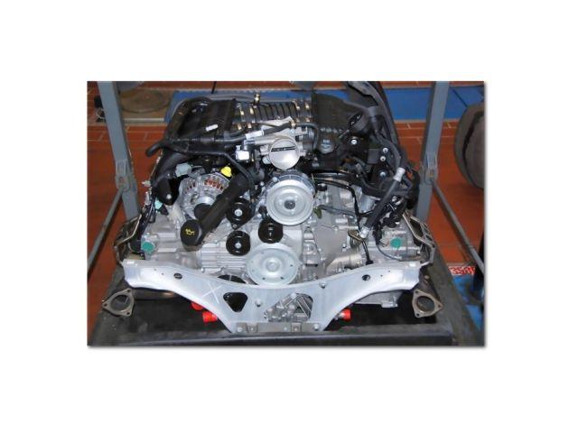 911 - 996 - 4.0 liter Porsche exchange engine, engine repair, engine damage repair
